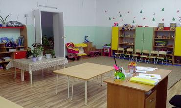Каждый второй детсад Молдовы отремонтирован на деньги правительства Румынии.