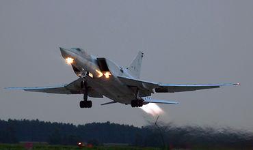 Российские дальние бомбардировщики Ту-22М3 переброшены в Иран.