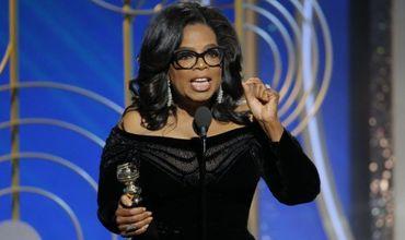 Vedetele de la Hollywood o susțin pe Oprah Winfrey la prezidențiale