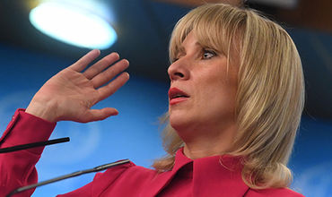 Захарова поверила в критику Мэй в адрес Лаврова.