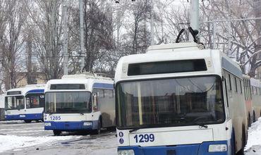 Примар Яловен утверждает, что наряду с тремя уже пущенными троллейбусами, на маршруте 36 появятся еще две транспортные единицы.