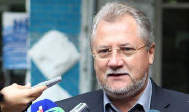 Председатель Парламентской комиссии по национальной безопасности, обороне и общественному порядку Вячеслав Унтилэ.