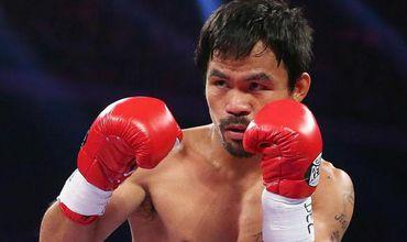 Fostul boxer Manny Pacquiao a devenit colonel în armata din Filipine.