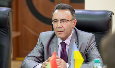 Посол Украины в Молдове Иван Гнатишин.