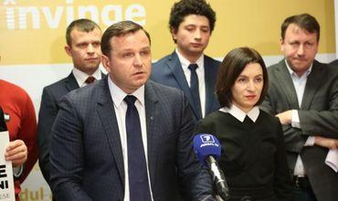 """Блок """"ACUM"""" призвал граждан не тратить время """"на незаконный референдум""""."""
