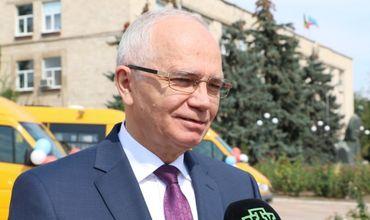 Посол России в Молдове Фарит Мухаметшин.