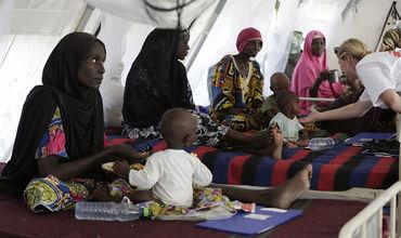 Число жителей планеты, испытывающих голод, достигло 815 млн человек. Фото: AP Photo