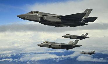 Пентагон приостановил полеты F-35.