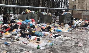 Конфликт властей Бельц с компанией Salubrity Solutions привел к мусорному кризису в городе.