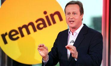 """Кэмерон предупредил о вреде """"брексита"""" для экономики"""