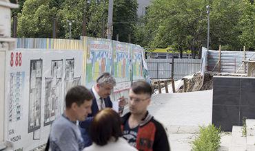 Компания-застройщик жилого дома на Рышкановке в Кишиневе получила лицензию лишь год назад.