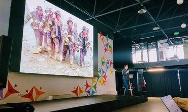 Мэтт Мойер - один из пяти фотографов, которые будут участвовать в National Geographic Photo Camp в Сороках. Фото: facebook.com.