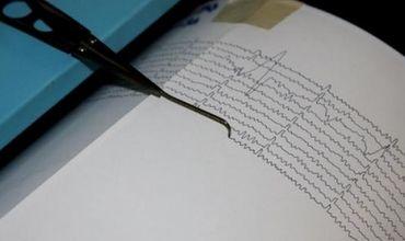 Зафиксировано землетрясение с эпицентром в Молдове магнитудой 2,2 балла.