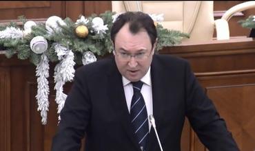 Александр Тэнасе фактически признал, что «процесс устранения политической партии Patria с выборов был слишком стремительным».