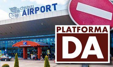 ППДП требует ввести мораторий на сделки с аэропортом