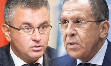 Красносельский возразил Лаврову: Приднестровье не будет объединяться с Молдовой.