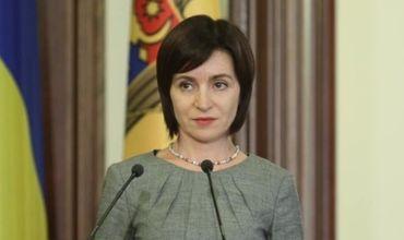 Премьер-министр Молдовы Майя Санду.