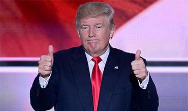 Дональд Трамп. Фото: Ron Sachs / DPA / Globallookpress.com