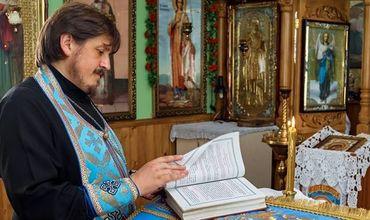 Священник из церкви Святой Параскевы в городе Калараш шокирован протестами.