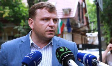 Председатель Партии «Платформа Достоинство и Правда» Андрей Нэстасе.