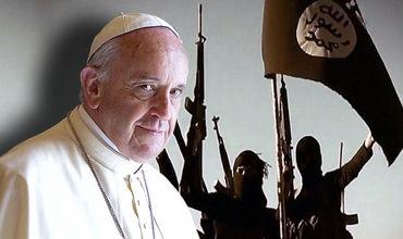 Alertă la Vatican. ISIS amenință: Sânge de Crăciun
