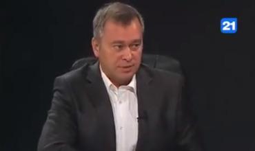 Ефремов о заявлениях Слусаря: Серьёзные дела всегда делаются в тишине