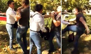 Григорчук опубликовал новое видео конфликта с прокурором.