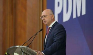 Бывший премьер-министр Павел Филип.