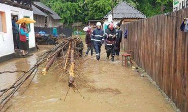 Cod Roșu şi Portocaliu de inundaţii în România.