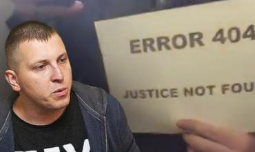Гражданский активист Павел Григорчук.