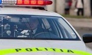 По словам патрульных инспекторов, автомобиль с дипломатическими номерами подрезал полицейскую машину.