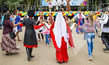 В Кишиневе состоится Республиканский фестиваль этносов.