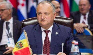 Додон: Национальные интересы Молдовы требуют укрепления связей со странами ЕАЭС.