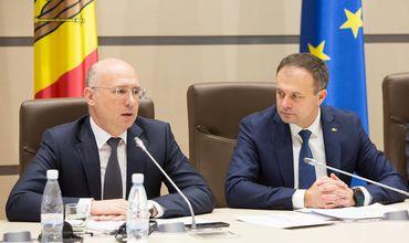 Парламент и правительство обозначили общие приоритеты на 2018 год