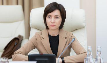 Санду: ОПГ незаконно пытается приватизировать молдавский санаторий на Украине