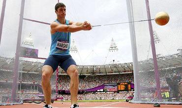 Сергей Маргиев, в возрасте 24 лет, занял 10-е место на Олимпийских играх в Рио.