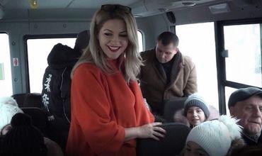 Жители Оргеева довольны новым общественным транспортом ®