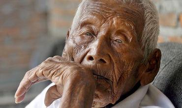 Здоровье Содимеджо, известного как дедушка Гото, пошатнулось в начале апреля 2017 года.