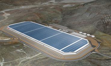Tesla собирается построить гигафабрики по всему миру