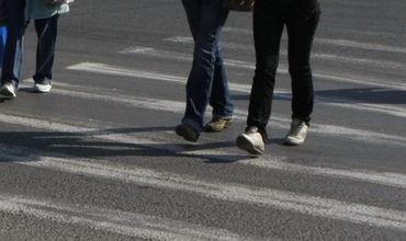 Столичная полиция занялась профилактикой нарушений ПДД среди пешеходов