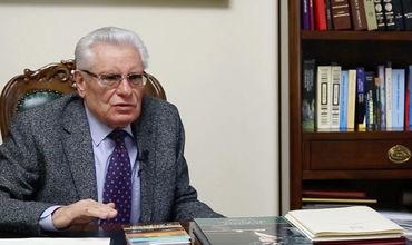 Бывший президент Республики Молдова Петру Лучинский.