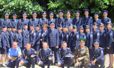 Colegiul Național al Poliției de Frontieră de la Ungheni va fi reorganizat. Foto: ipn.md