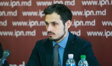 Молдавский политолог Дионис Ченуша.