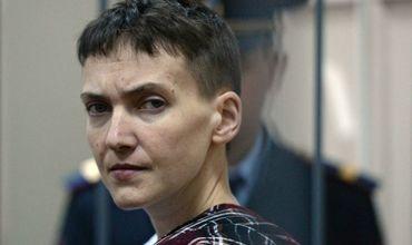 Голодовку Савченко поддержали три человека