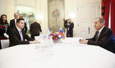 Ульяновски и Лавров обсудили проблемы развития двусторонних отношений