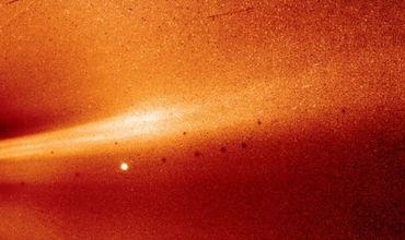 """Солнечный зонд """"Паркер"""" прислал снимок звездной короны"""