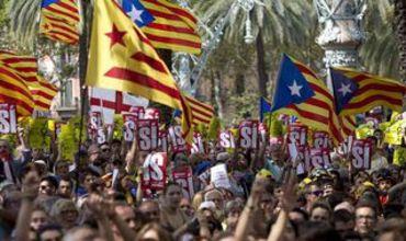 Criza catalană a costat un miliard de euro, anunţă ministerul spaniol al Economiei.