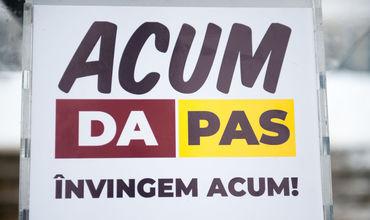 Политический блок ACUM выразил готовность поддержать две инициативы, предложенные Партией социалистов (ПСРМ).