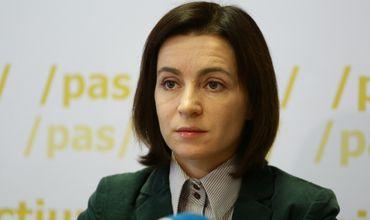 Майя Санду считает, что способ приватизации Air Moldova «непрозрачен».