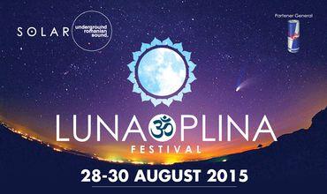 LUNAPLINA FESTIVAL | 28-30 August 2015